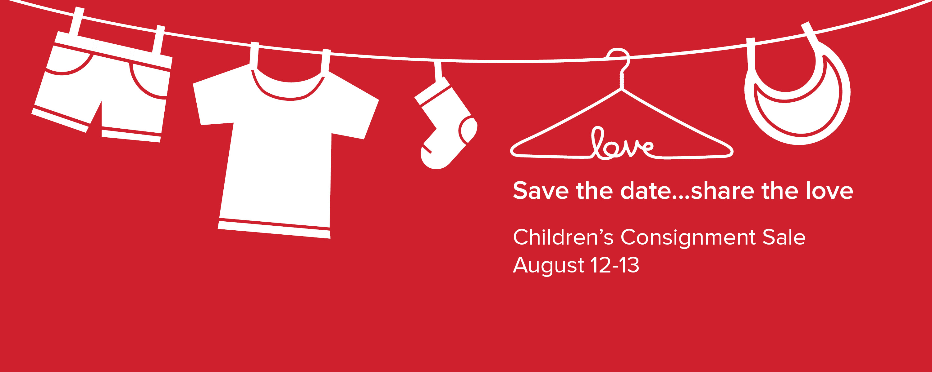 2016 Children's Consignment Sale